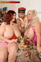Two Yummy Ladies