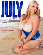 Score 2013 Calendar