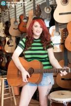 Guitar Heroine In Miami